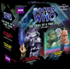 AUDIOGO - DOCTOR WHO THE TRIAL OF A TIME LORD - VOL. 1