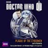 DOCTOR WHO PLAGUE OF THE CYBERMEN CD cover AUDIOGO