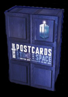 DOCTOR WHO 100 POSTCARDS FROM TIME AND SPACE BBC BOOKS