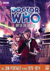 BBC DVD DOCTOR WHO DAY OF THE DALEKS Region 1 cover