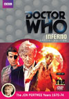DOCTOR WHO INFERNO SPECIAL EDITION BBC DVD 2013