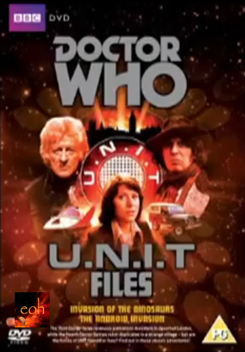 DOCTOR WHO UNIT FILES DVD