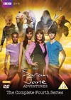 THE SARAH JANE ADVENTURES COMPLETE SERIES 4 cover