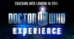 DOCTOR WHO EXPERIENCE TICKET INFORMATION