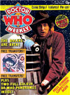 DOCTOR WWHO WEEKLY cover issue one 1979