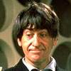 DOCTOR WHO - PATRICK TROUGHTON is the Doctor