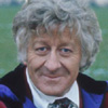 DOCTOR WHO Jon Pertwee is the Doctor