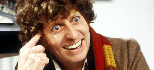 DOCTOR WHO - TOM BAKER