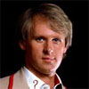 DOCTOR WHO - PETER DAVISON is the Doctor