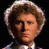 DOCTOR WHO COLIN BAKER is the Doctor