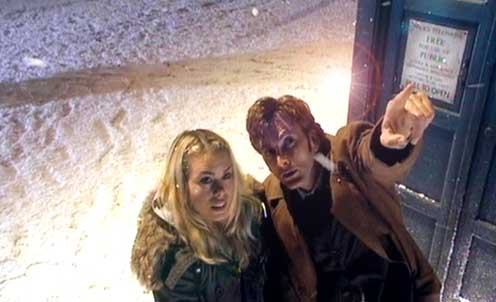 Eye of Horus | Doctor Who | Series Two - 2005 - Episode Guide ...