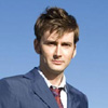 DAVID TENNANT is the Tenth Doctor