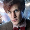 DOCTOR WHO - MATT SMITH is the Doctor