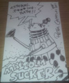 ULTIMATE DOCTOR WHO ART AUCTION