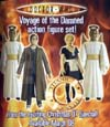DOCTOR WHO - CHARACTER OPTIONS - THE VOYAGE OF THE DAMNED (March 2008)
