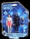 DOCTOR WHO - THE CAVES OF ANDROZANI CHARACTER OPTIONS figures Peri and Sharaz Jek